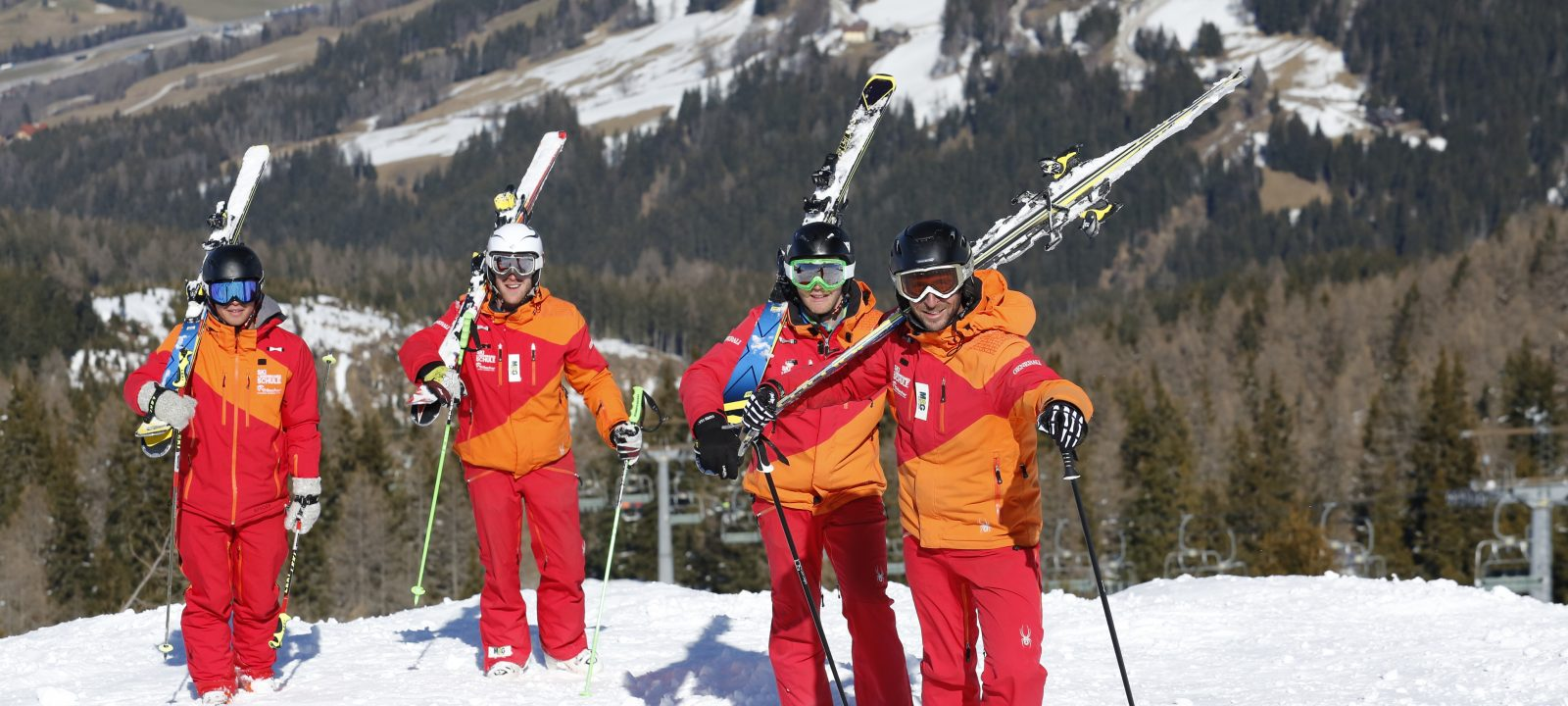 3 Skilehrer