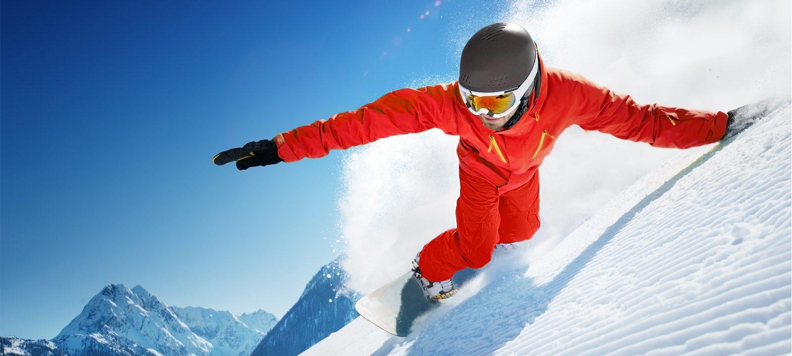 Bild 1 Snowboard