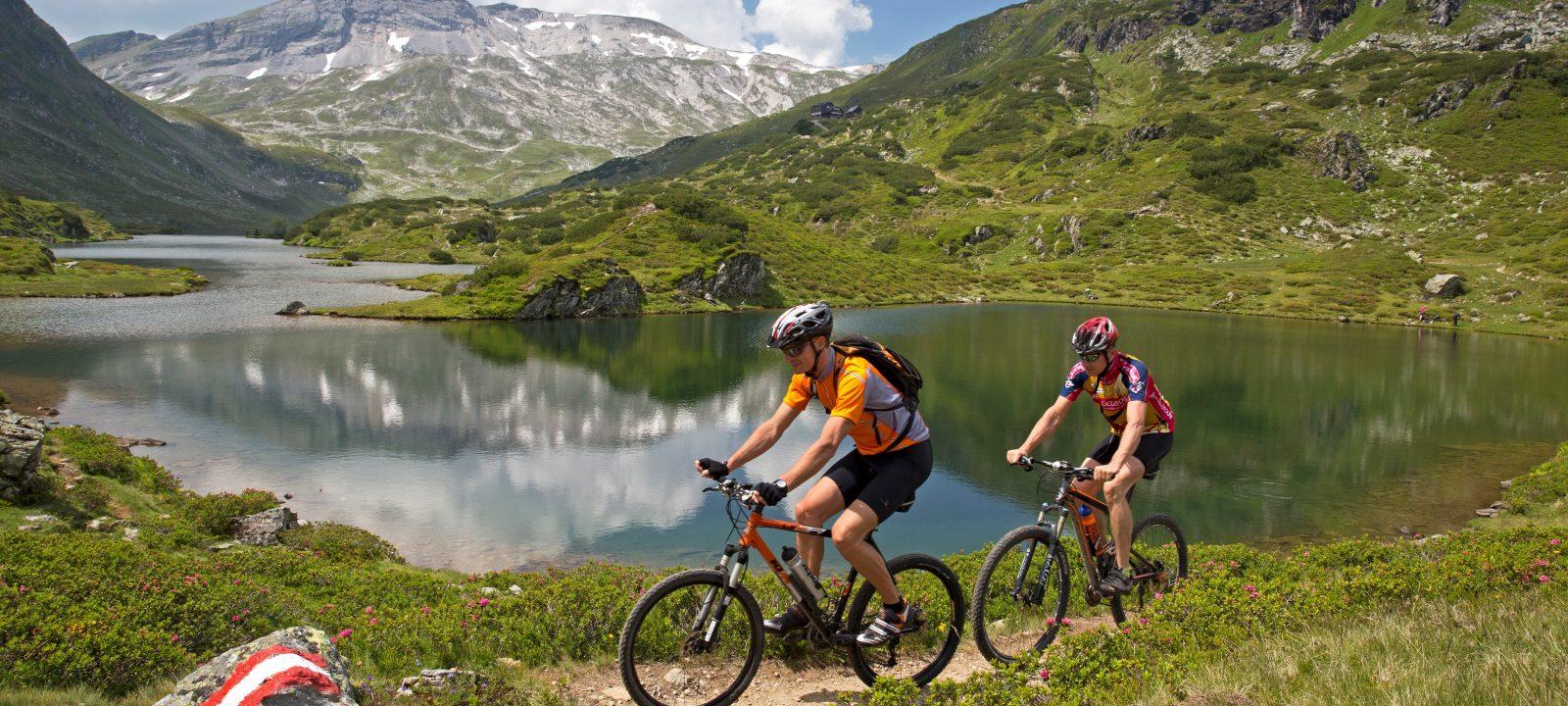 C5 A9921 Bike Giglachsee Kopie