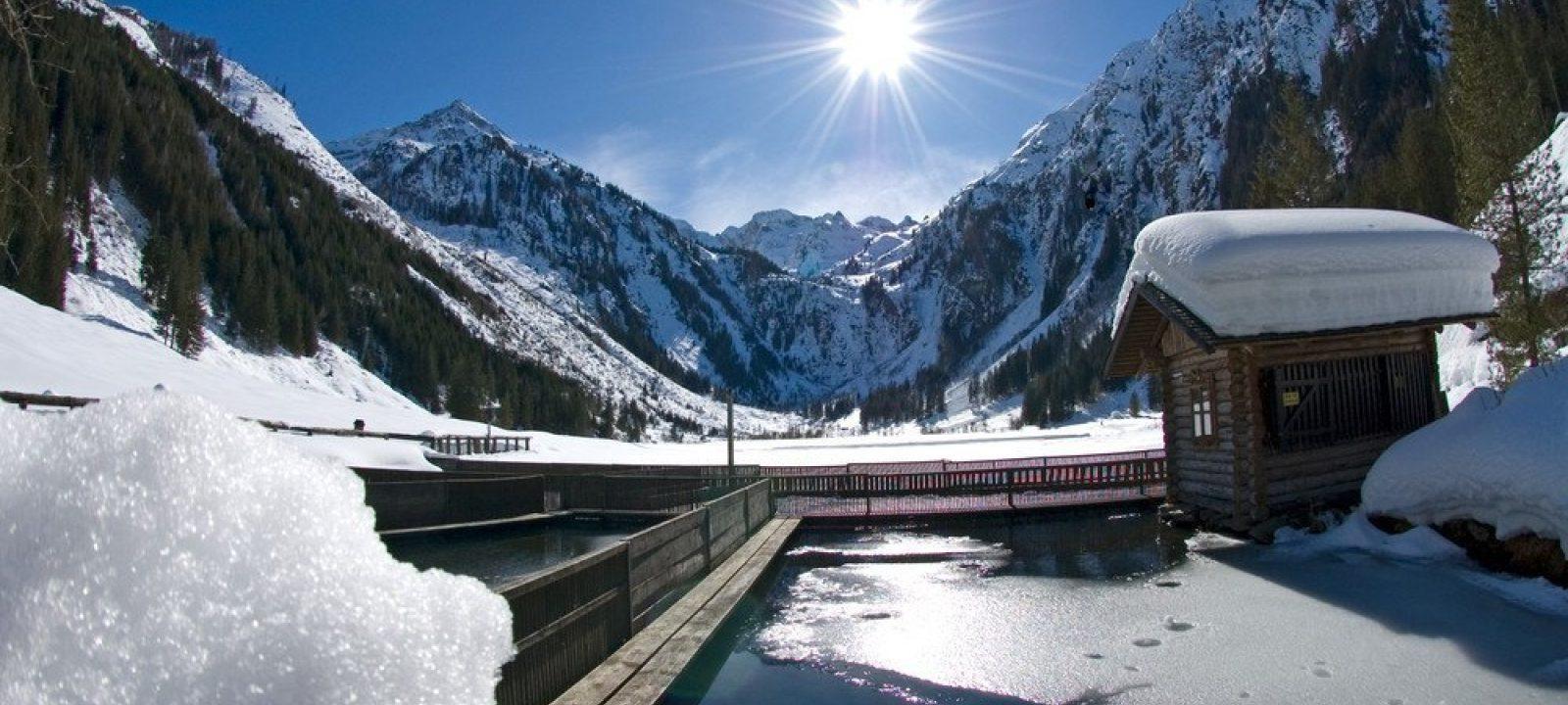 Steirischer Bodensee Im Winter C Tv Haus Aich Goessenberg Bernd Huber