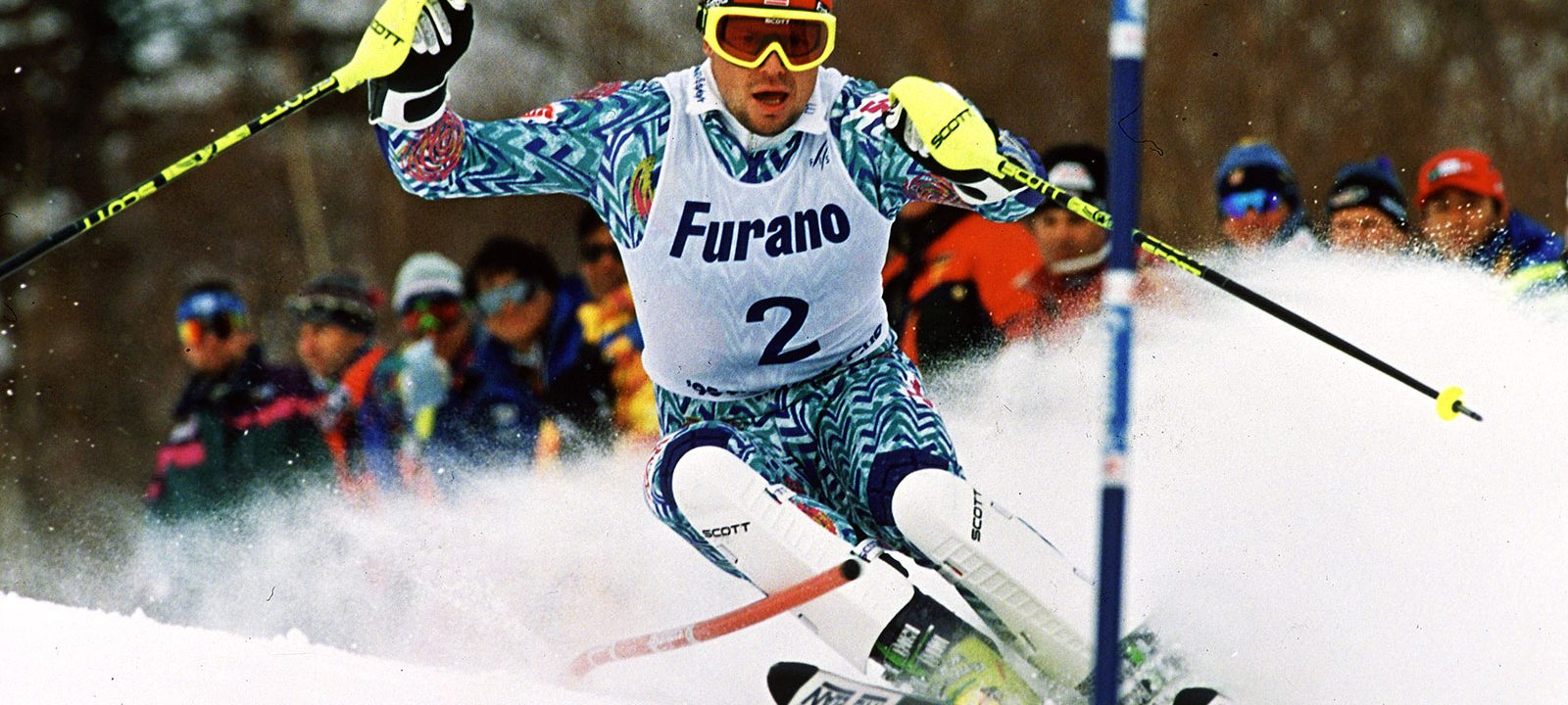 Michael Tritscher Furano 1994
