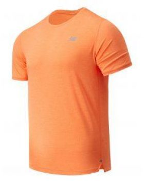 New Balance Impact Run Shirt Herren